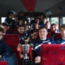 Senior Team Win the Gerry Ellis Cup