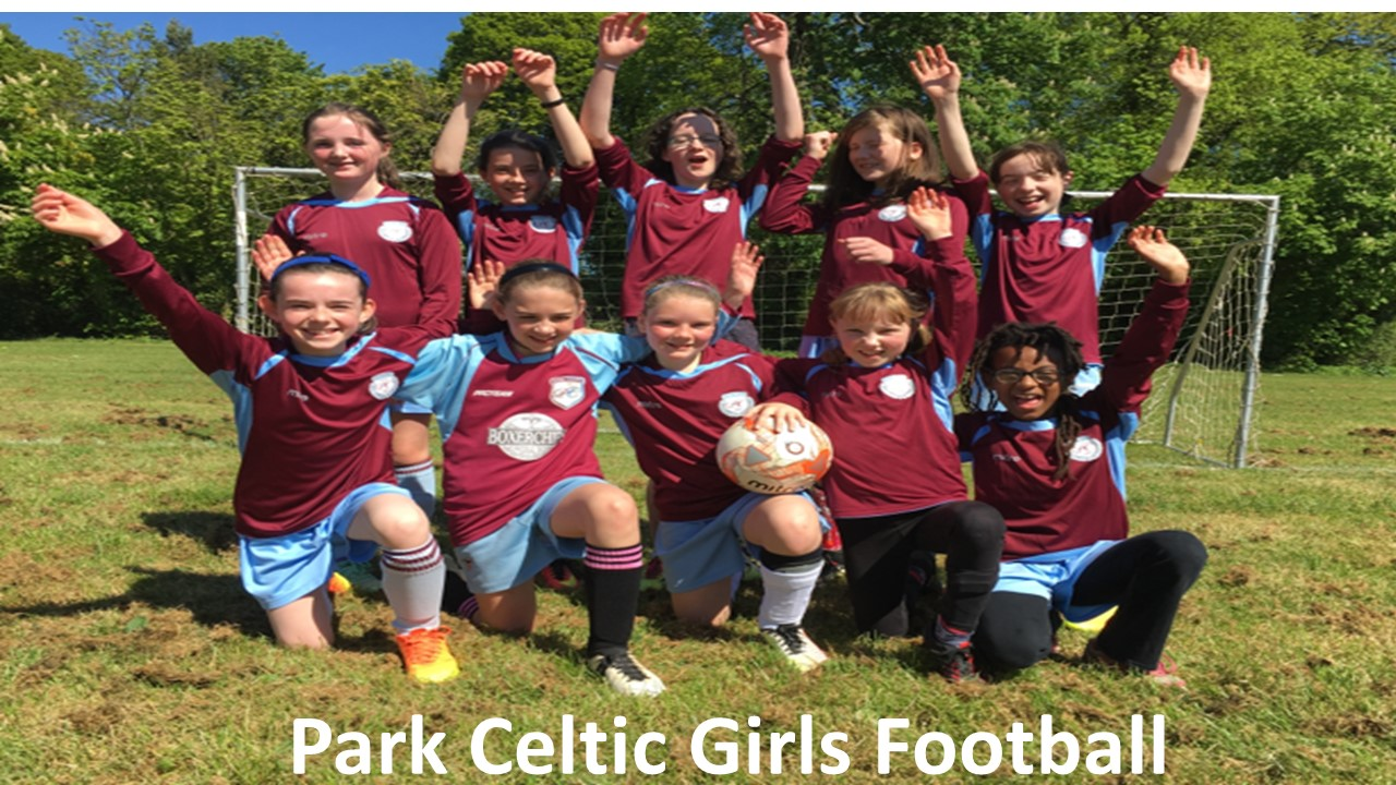 Girls soccer mixed ages 8 – 13 years
